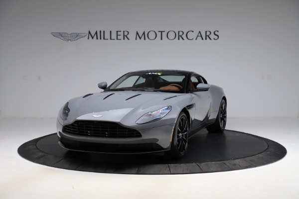New 2020 Aston Martin DB11 V12 AMR for sale $263,561 at Maserati of Westport in Westport CT 06880 12