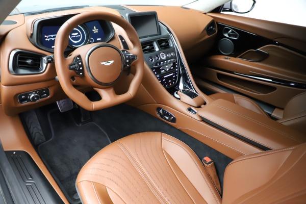 New 2020 Aston Martin DB11 AMR for sale $263,561 at Maserati of Westport in Westport CT 06880 13