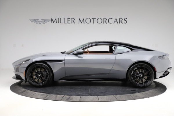 New 2020 Aston Martin DB11 V12 AMR for sale $263,561 at Maserati of Westport in Westport CT 06880 2