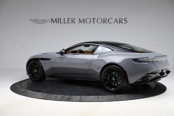 New 2020 Aston Martin DB11 V12 AMR for sale $263,561 at Maserati of Westport in Westport CT 06880 3