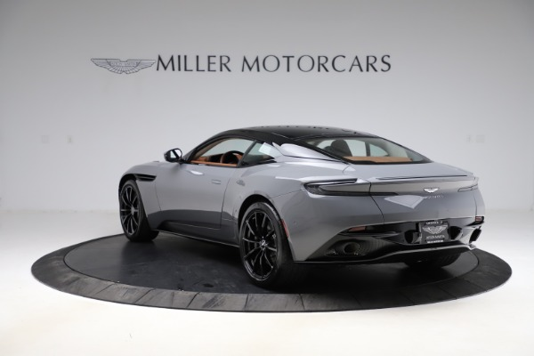 New 2020 Aston Martin DB11 V12 AMR for sale $263,561 at Maserati of Westport in Westport CT 06880 4