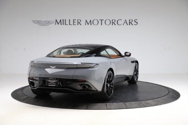 New 2020 Aston Martin DB11 V12 AMR for sale $263,561 at Maserati of Westport in Westport CT 06880 6