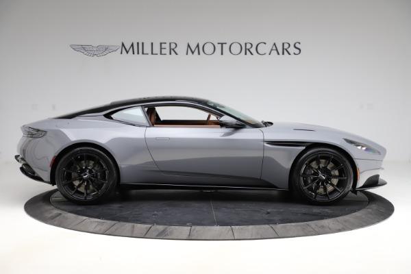 New 2020 Aston Martin DB11 AMR for sale $263,561 at Maserati of Westport in Westport CT 06880 8