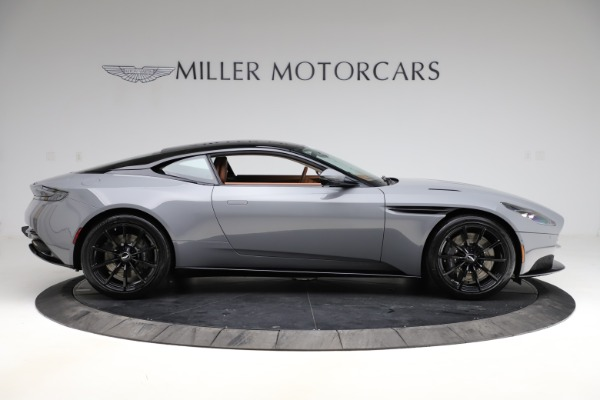 New 2020 Aston Martin DB11 V12 AMR for sale $263,561 at Maserati of Westport in Westport CT 06880 8