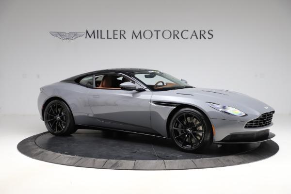 New 2020 Aston Martin DB11 AMR for sale $263,561 at Maserati of Westport in Westport CT 06880 9