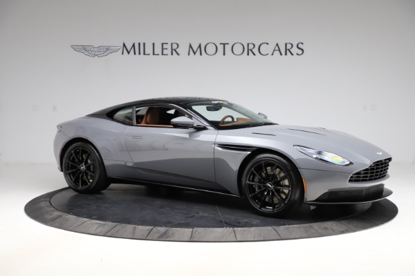 New 2020 Aston Martin DB11 V12 AMR for sale $263,561 at Maserati of Westport in Westport CT 06880 9