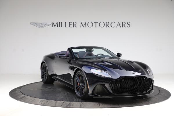 New 2021 Aston Martin DBS Superleggera Volante Convertible for sale $402,286 at Maserati of Westport in Westport CT 06880 10