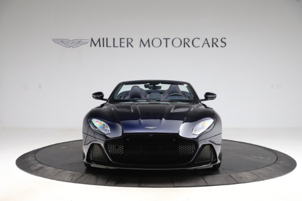 New 2021 Aston Martin DBS Superleggera Volante Convertible for sale $402,286 at Maserati of Westport in Westport CT 06880 11