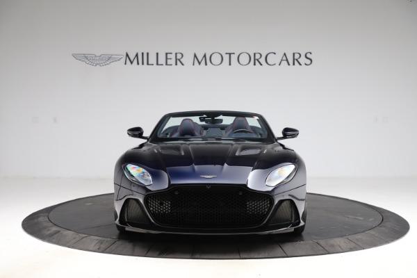 New 2021 Aston Martin DBS Superleggera Volante for sale $402,286 at Maserati of Westport in Westport CT 06880 11