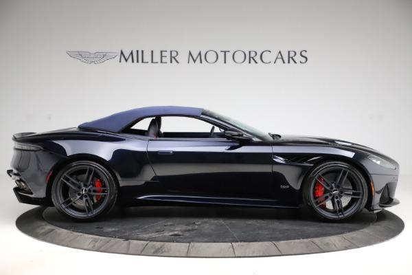 New 2021 Aston Martin DBS Superleggera Volante Convertible for sale $402,286 at Maserati of Westport in Westport CT 06880 12
