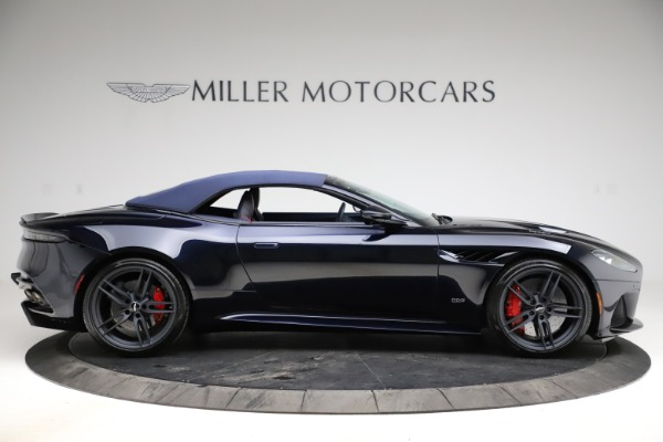 New 2021 Aston Martin DBS Superleggera Volante for sale $402,286 at Maserati of Westport in Westport CT 06880 12