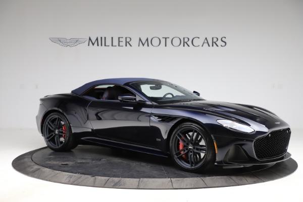 New 2021 Aston Martin DBS Superleggera Volante for sale $402,286 at Maserati of Westport in Westport CT 06880 13