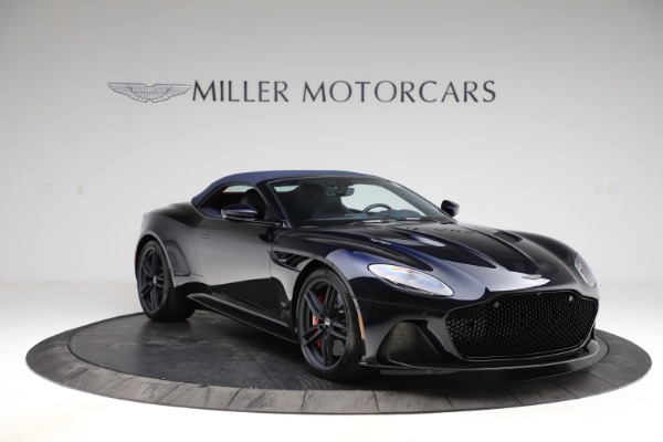 New 2021 Aston Martin DBS Superleggera Volante for sale $402,286 at Maserati of Westport in Westport CT 06880 14