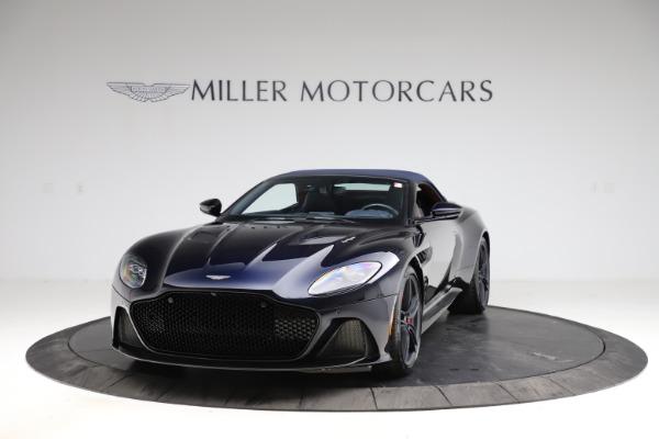 New 2021 Aston Martin DBS Superleggera Volante Convertible for sale $402,286 at Maserati of Westport in Westport CT 06880 15