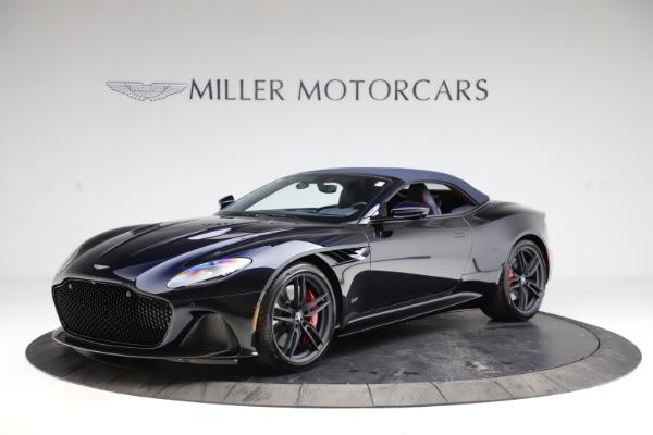 New 2021 Aston Martin DBS Superleggera Volante Convertible for sale $402,286 at Maserati of Westport in Westport CT 06880 16