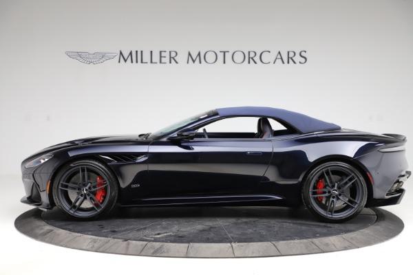 New 2021 Aston Martin DBS Superleggera Volante Convertible for sale $402,286 at Maserati of Westport in Westport CT 06880 17