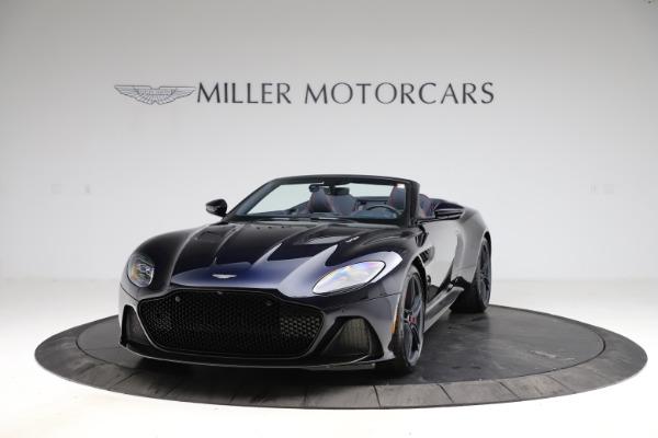 New 2021 Aston Martin DBS Superleggera Volante Convertible for sale $402,286 at Maserati of Westport in Westport CT 06880 18
