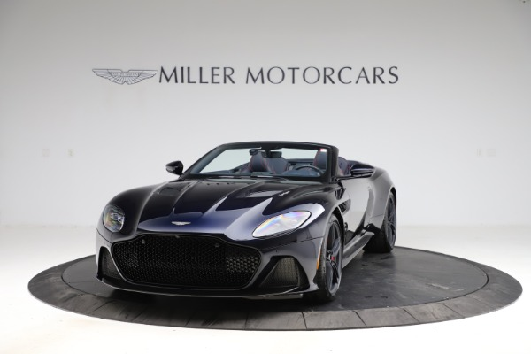 New 2021 Aston Martin DBS Superleggera Volante for sale $402,286 at Maserati of Westport in Westport CT 06880 18