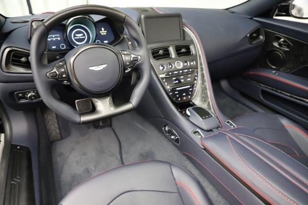 New 2021 Aston Martin DBS Superleggera Volante for sale $402,286 at Maserati of Westport in Westport CT 06880 20
