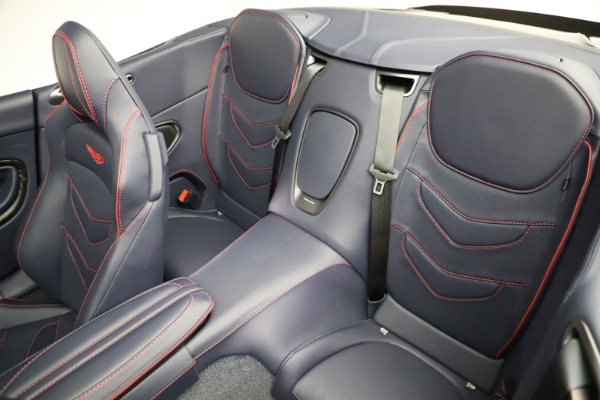 New 2021 Aston Martin DBS Superleggera Volante Convertible for sale $402,286 at Maserati of Westport in Westport CT 06880 22