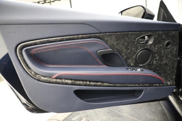New 2021 Aston Martin DBS Superleggera Volante Convertible for sale $402,286 at Maserati of Westport in Westport CT 06880 23