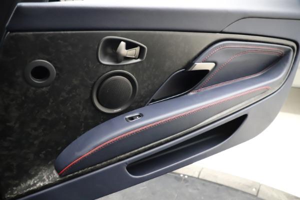 New 2021 Aston Martin DBS Superleggera Volante for sale $402,286 at Maserati of Westport in Westport CT 06880 25