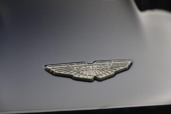 New 2021 Aston Martin DBS Superleggera Volante Convertible for sale $402,286 at Maserati of Westport in Westport CT 06880 28