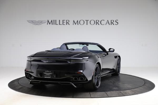New 2021 Aston Martin DBS Superleggera Volante Convertible for sale $402,286 at Maserati of Westport in Westport CT 06880 6