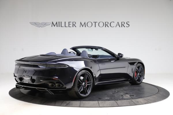 New 2021 Aston Martin DBS Superleggera Volante Convertible for sale $402,286 at Maserati of Westport in Westport CT 06880 7