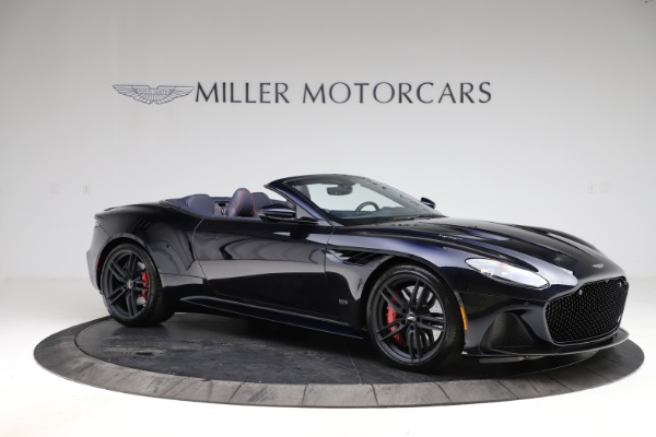 New 2021 Aston Martin DBS Superleggera Volante for sale $402,286 at Maserati of Westport in Westport CT 06880 9