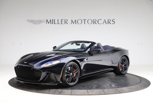 New 2021 Aston Martin DBS Superleggera Volante for sale $402,286 at Maserati of Westport in Westport CT 06880 1