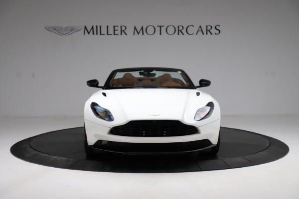 New 2021 Aston Martin DB11 Volante for sale $269,486 at Maserati of Westport in Westport CT 06880 11