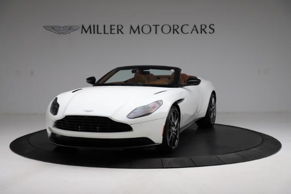 New 2021 Aston Martin DB11 Volante for sale $269,486 at Maserati of Westport in Westport CT 06880 12