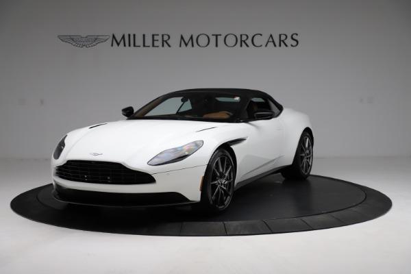 New 2021 Aston Martin DB11 Volante for sale $269,486 at Maserati of Westport in Westport CT 06880 13