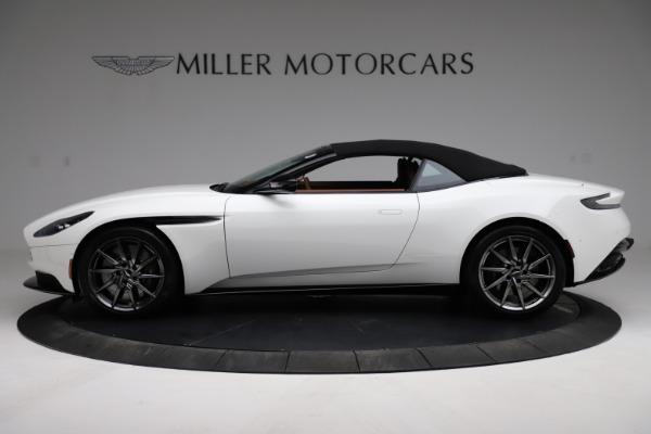 New 2021 Aston Martin DB11 Volante for sale $269,486 at Maserati of Westport in Westport CT 06880 14