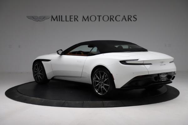 New 2021 Aston Martin DB11 Volante for sale $269,486 at Maserati of Westport in Westport CT 06880 15