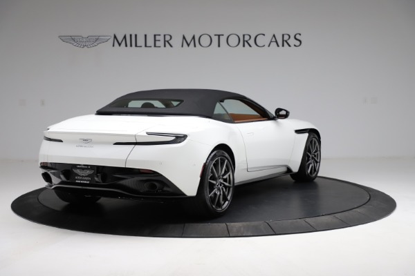 New 2021 Aston Martin DB11 Volante for sale $269,486 at Maserati of Westport in Westport CT 06880 16