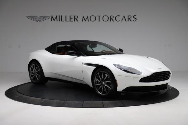 New 2021 Aston Martin DB11 Volante for sale $269,486 at Maserati of Westport in Westport CT 06880 18