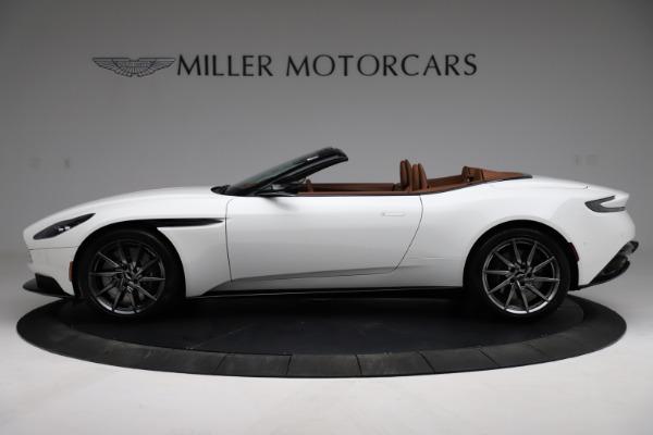 New 2021 Aston Martin DB11 Volante for sale $269,486 at Maserati of Westport in Westport CT 06880 2