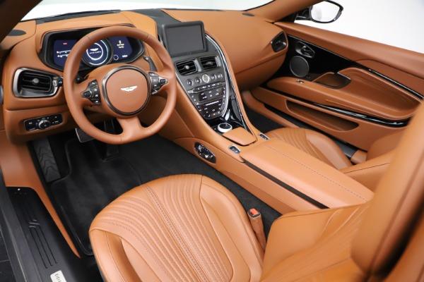 New 2021 Aston Martin DB11 Volante for sale $269,486 at Maserati of Westport in Westport CT 06880 20