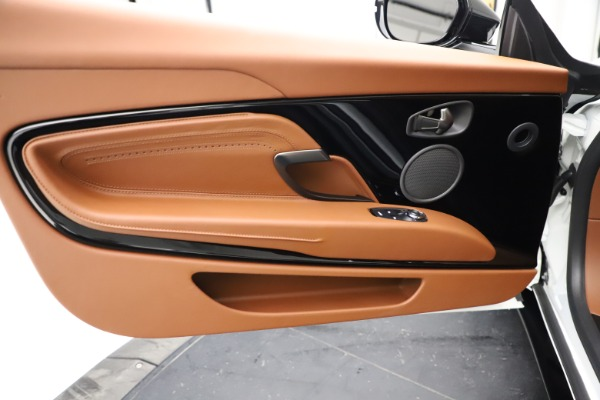 New 2021 Aston Martin DB11 Volante for sale $269,486 at Maserati of Westport in Westport CT 06880 22