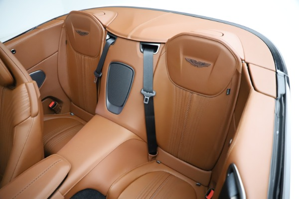 New 2021 Aston Martin DB11 Volante for sale $269,486 at Maserati of Westport in Westport CT 06880 23