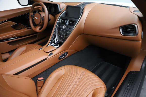 New 2021 Aston Martin DB11 Volante for sale $269,486 at Maserati of Westport in Westport CT 06880 24
