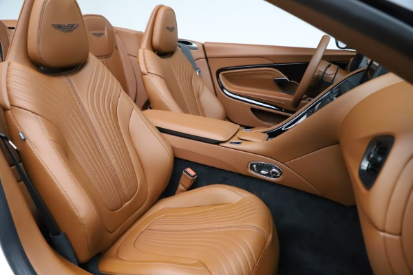 New 2021 Aston Martin DB11 Volante for sale $269,486 at Maserati of Westport in Westport CT 06880 25