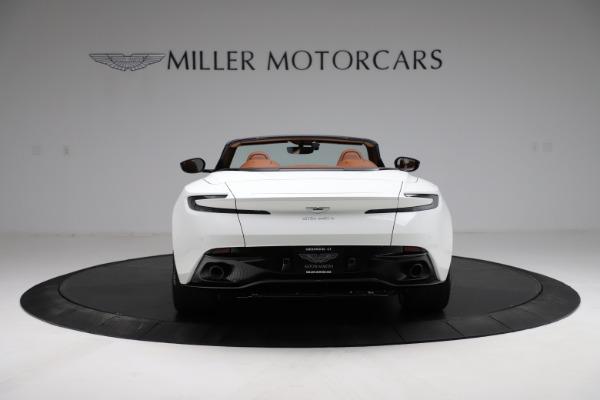 New 2021 Aston Martin DB11 Volante for sale $269,486 at Maserati of Westport in Westport CT 06880 5