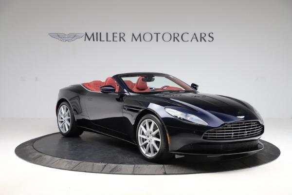 New 2021 Aston Martin DB11 Volante Convertible for sale $261,486 at Maserati of Westport in Westport CT 06880 10