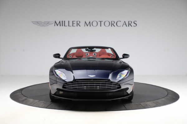 New 2021 Aston Martin DB11 Volante Convertible for sale $261,486 at Maserati of Westport in Westport CT 06880 11