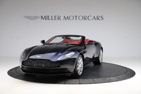 New 2021 Aston Martin DB11 Volante Convertible for sale $261,486 at Maserati of Westport in Westport CT 06880 12