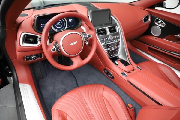 New 2021 Aston Martin DB11 Volante Convertible for sale $261,486 at Maserati of Westport in Westport CT 06880 13