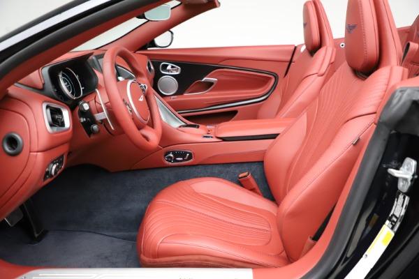 New 2021 Aston Martin DB11 Volante Convertible for sale $261,486 at Maserati of Westport in Westport CT 06880 14